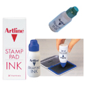 Stamp Pad & Refill Ink