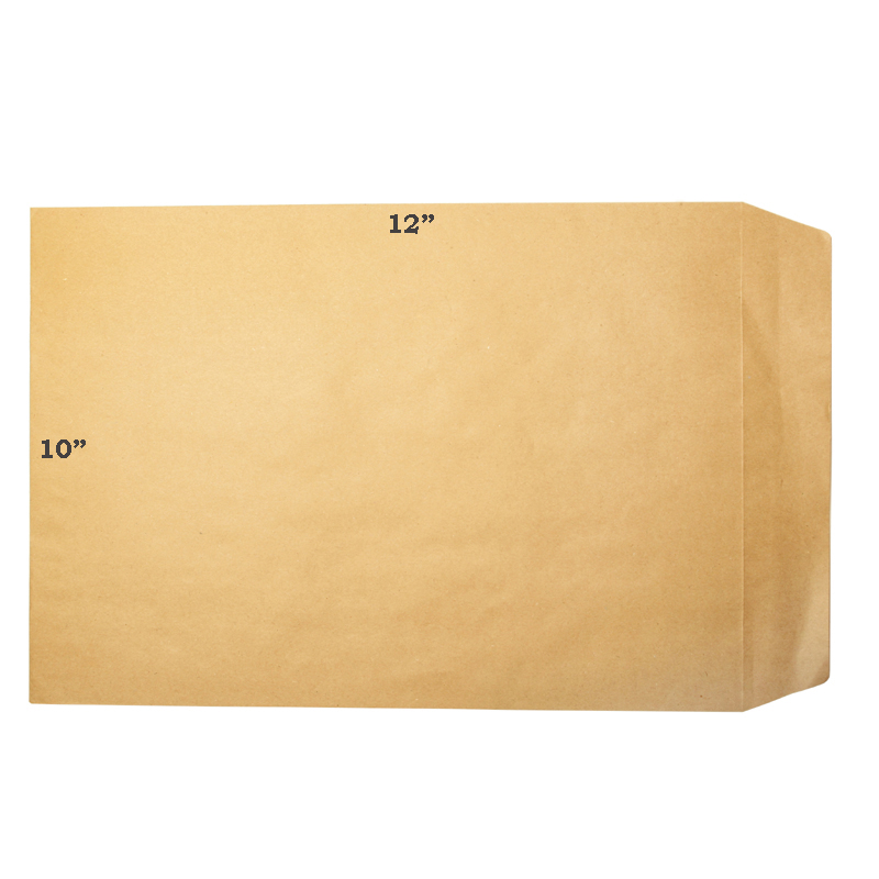 "Brown Envelope 10"" x 12"""