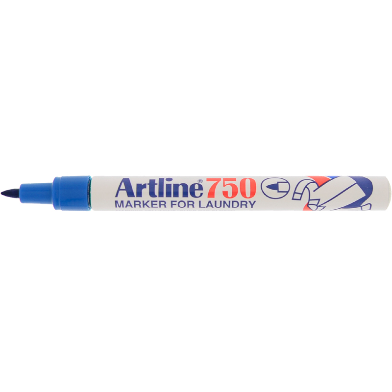 Artline 750 Marker Pen - Blue