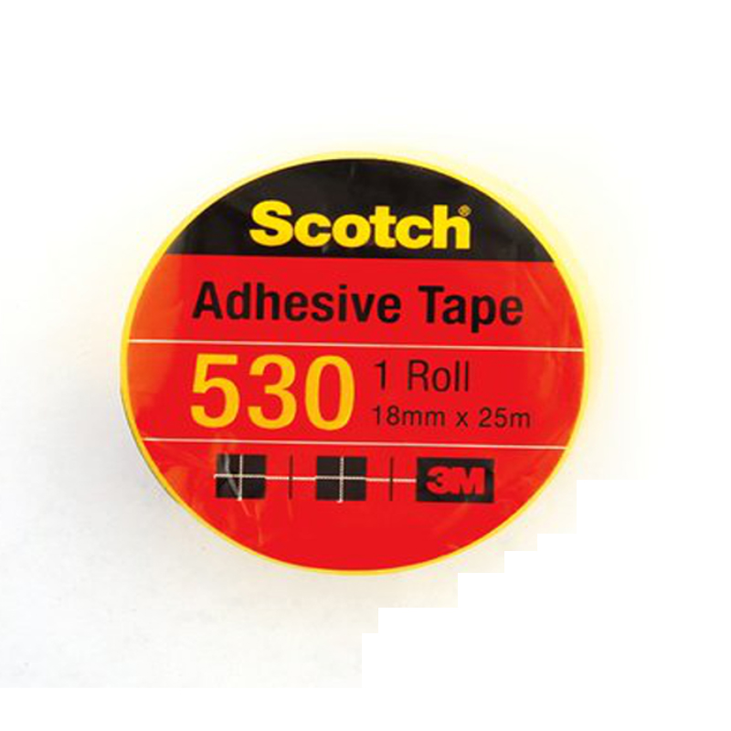 Scotch 530 Tape 18mm X 25m (Small Core)