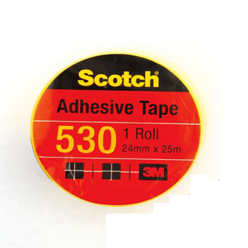 Scotch 530 Tape 24mm X 25m (Small Core)