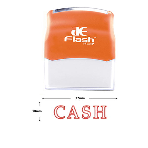 AE Stock Stamp - Cash