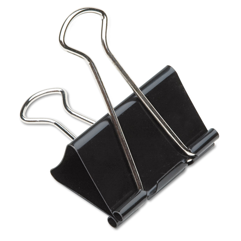 32mm Binder Clip (Box of 12pcs)