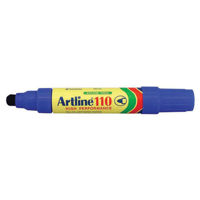Artline 110 Marker Pen - Blue