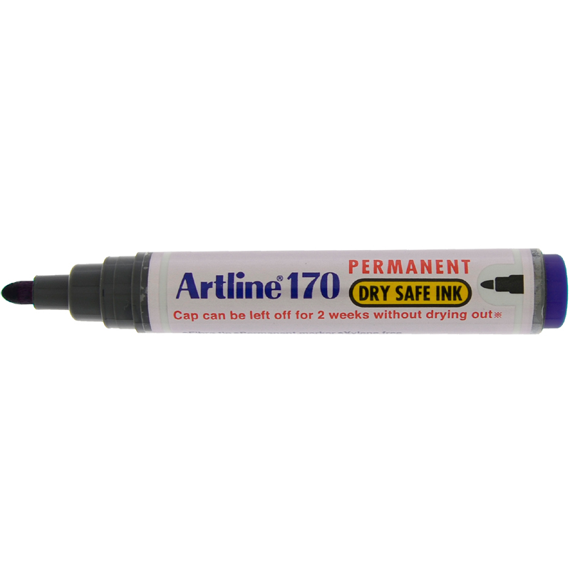 Artline 170 Marker Pen - Blue