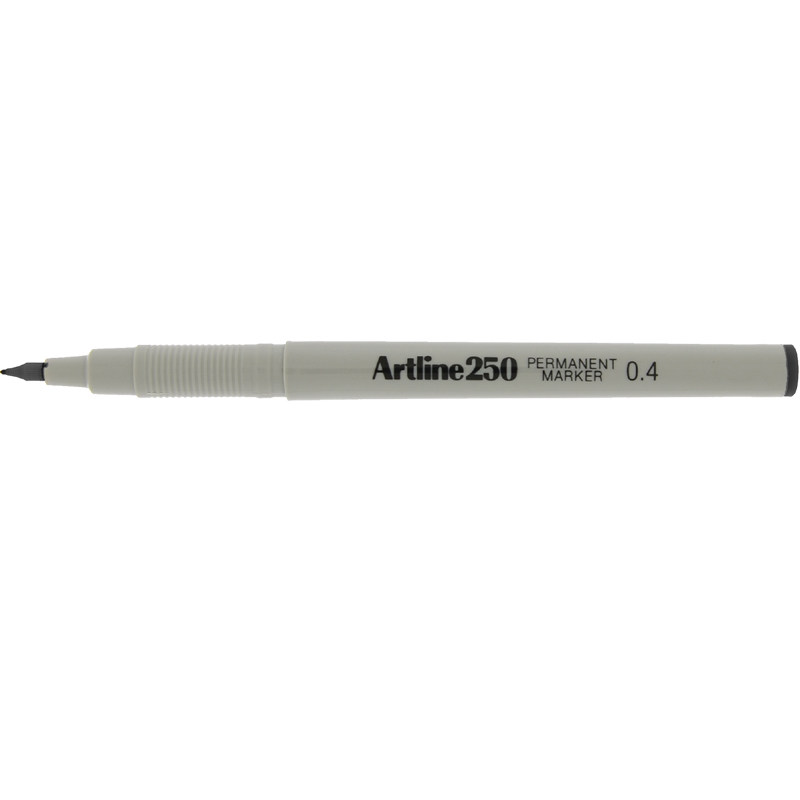 Artline 250 Sign Pen - Black