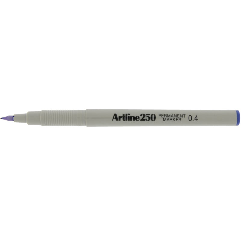 Artline 250 Sign Pen - Blue
