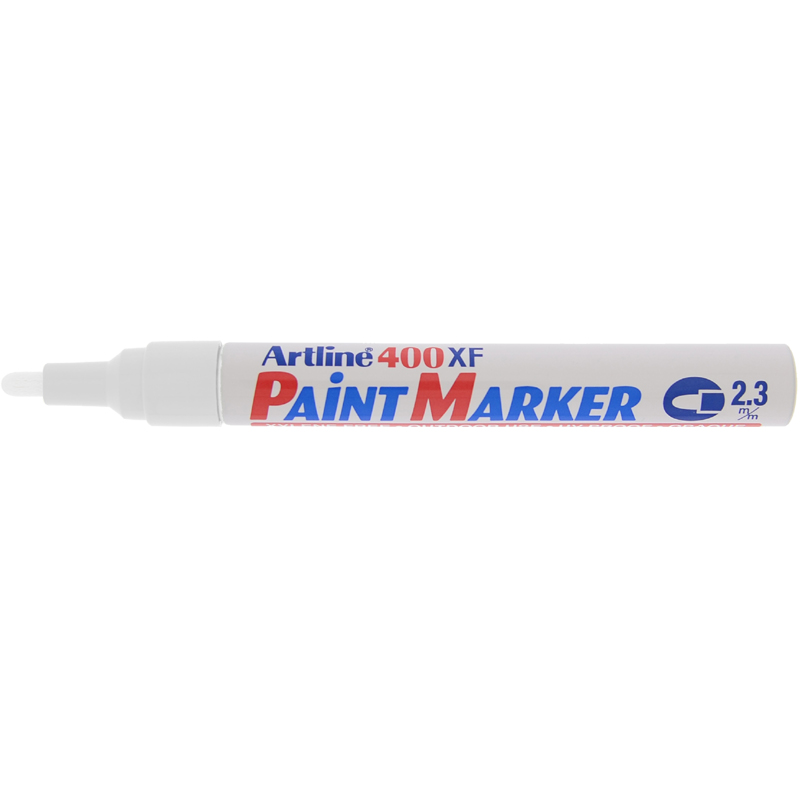 Artline 400XF Paint Marker - White