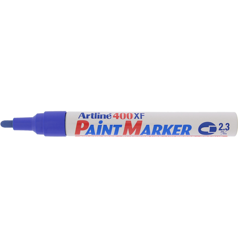Artline 400XF Paint Marker - Blue