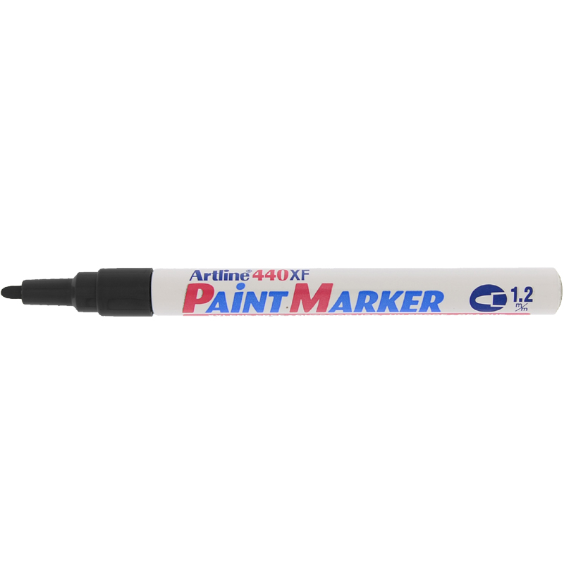 Artline 440XF Paint Marker - Black