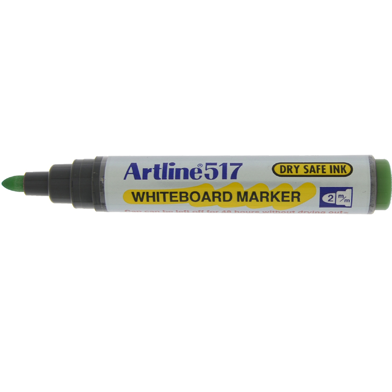Artline 517 Marker Pen - Green