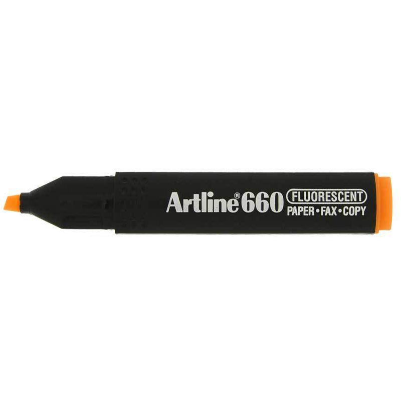 Artline 660 Highlighter -Orange
