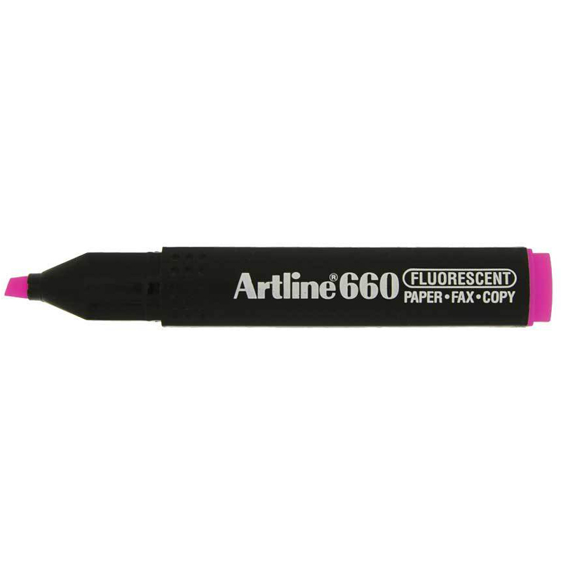 Artline 660 Highlighter -Pink