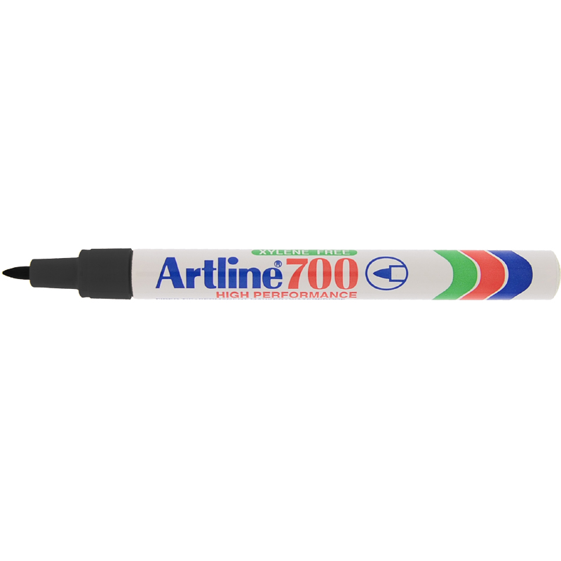 Artline 700 Marker Pen - Black