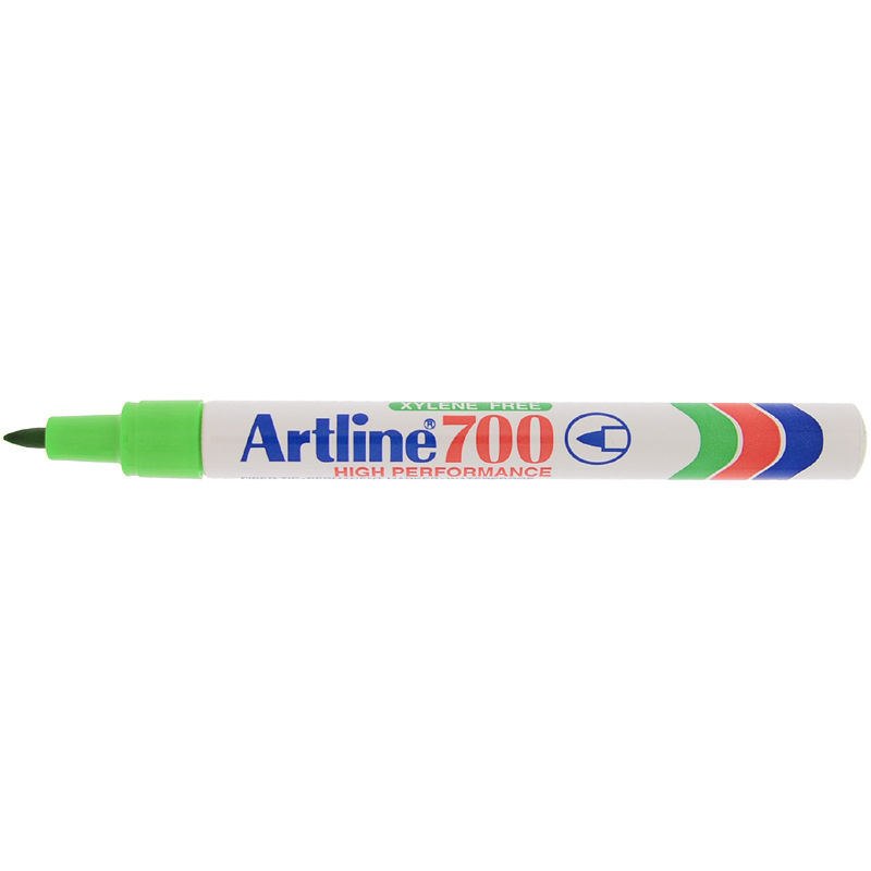 Artline 700 Marker Pen - Green