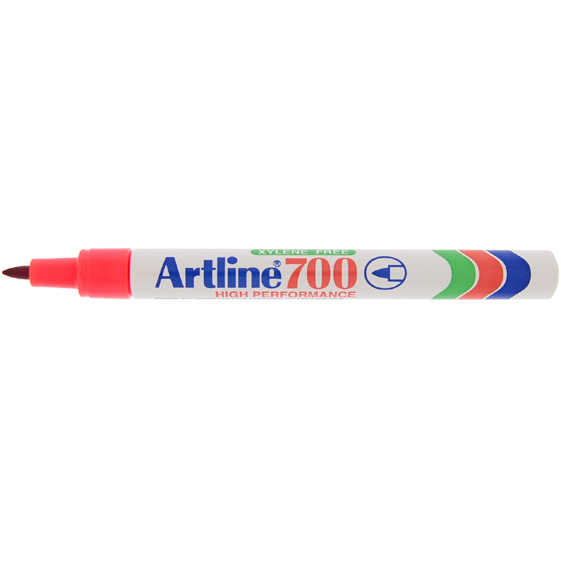 Artline 700 Marker Pen - Red