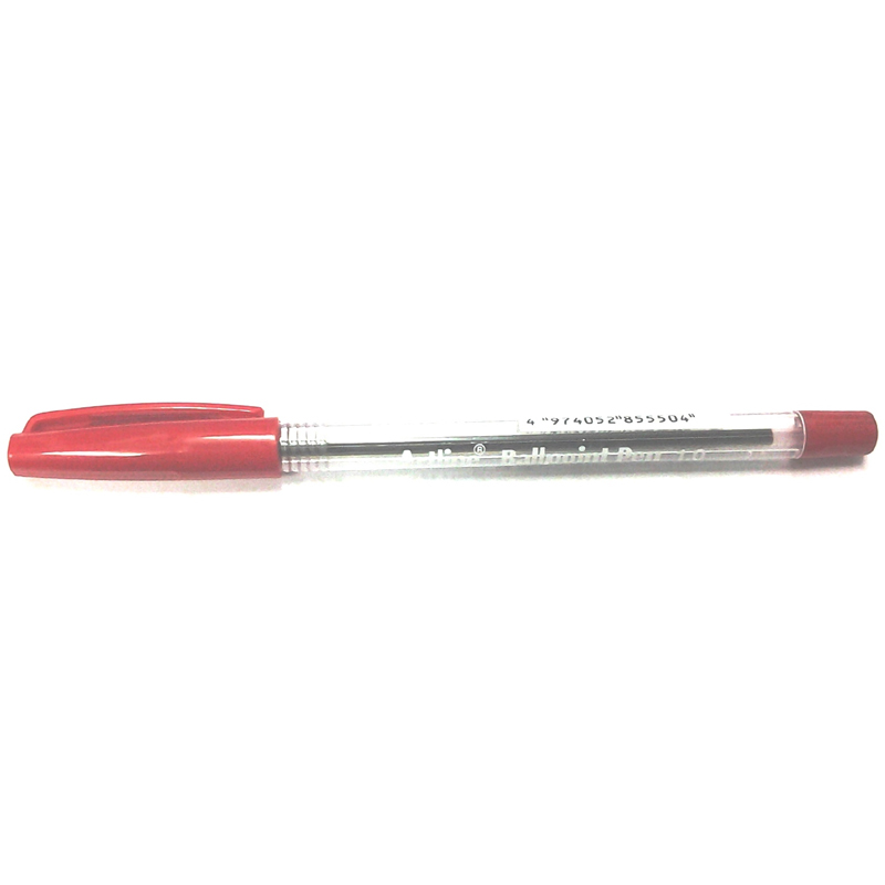 Artline 8210 1.0 Ball Pen - Red