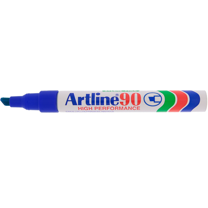 Artline 90 Marker Pen - Blue