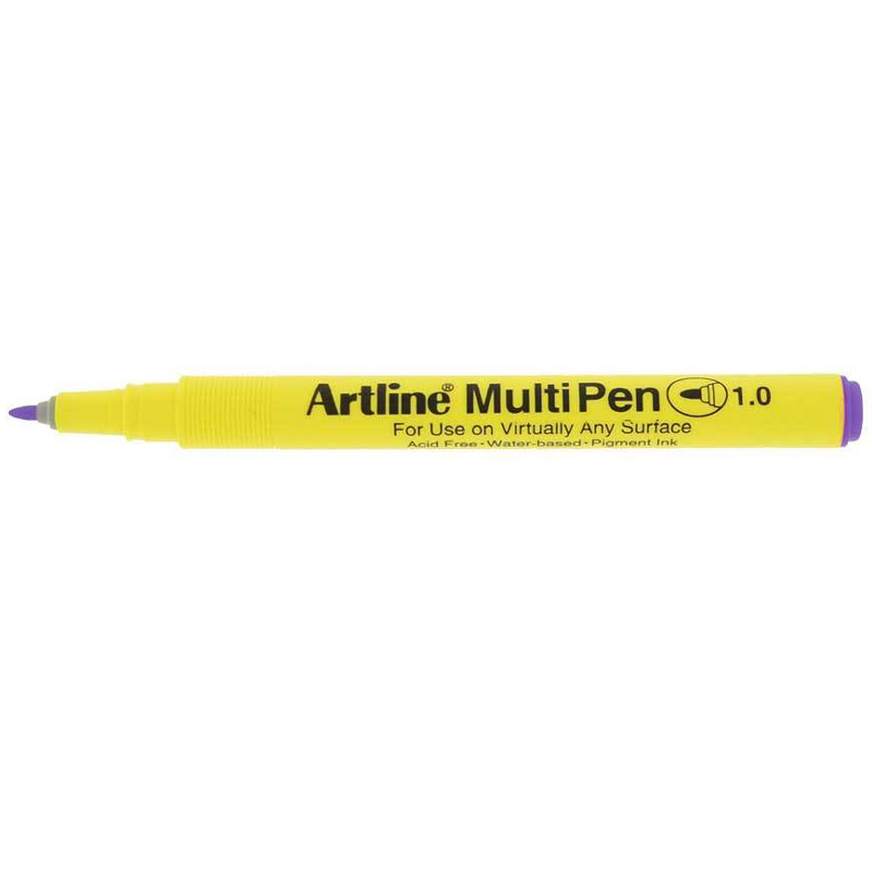 Artline Multipen 1.0 - Pastel Purple