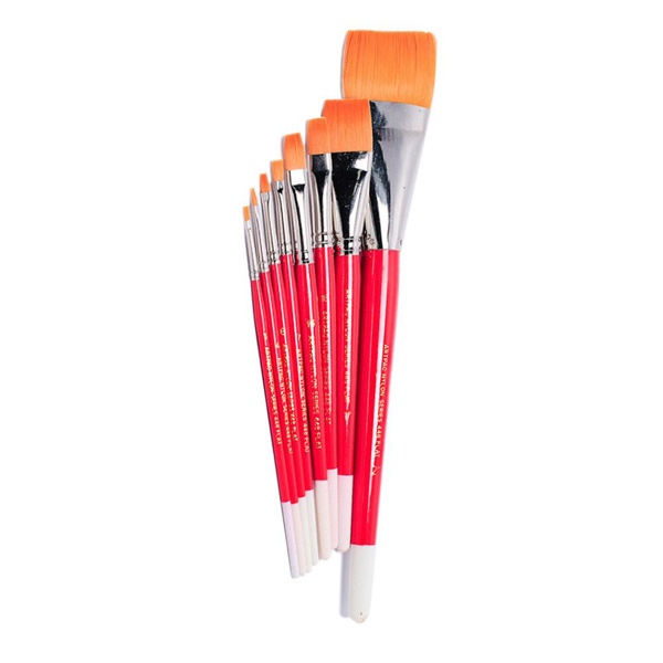 ArtPac Nylon Brush 448 Flat
