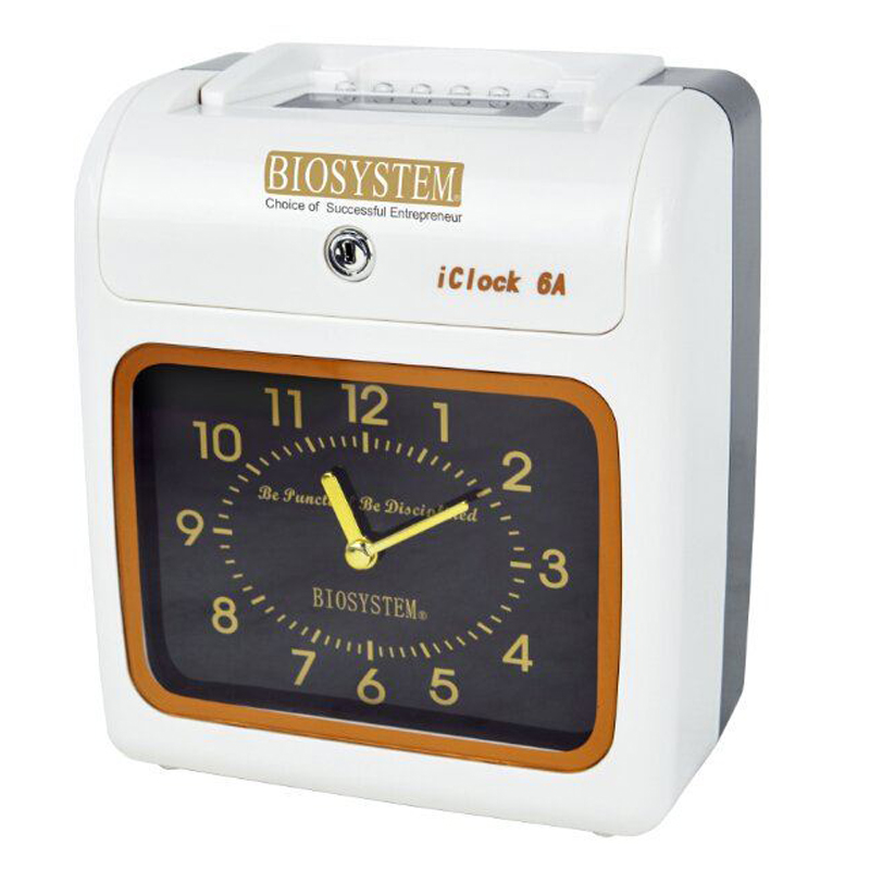 Biosystem iClock 6A Time Recorder