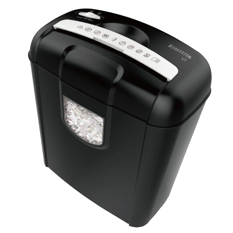 Biosystem V7 Cross Cut Paper Shredder