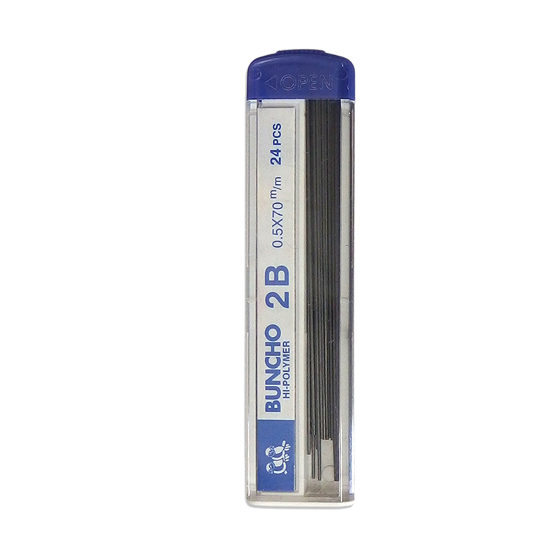 Buncho 0.5mm 2B Pencil lead