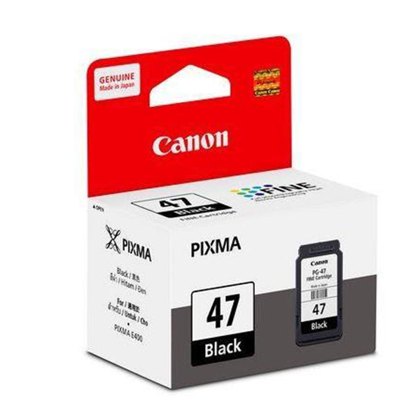 Canon PG-47 Original Black Ink Cartridge