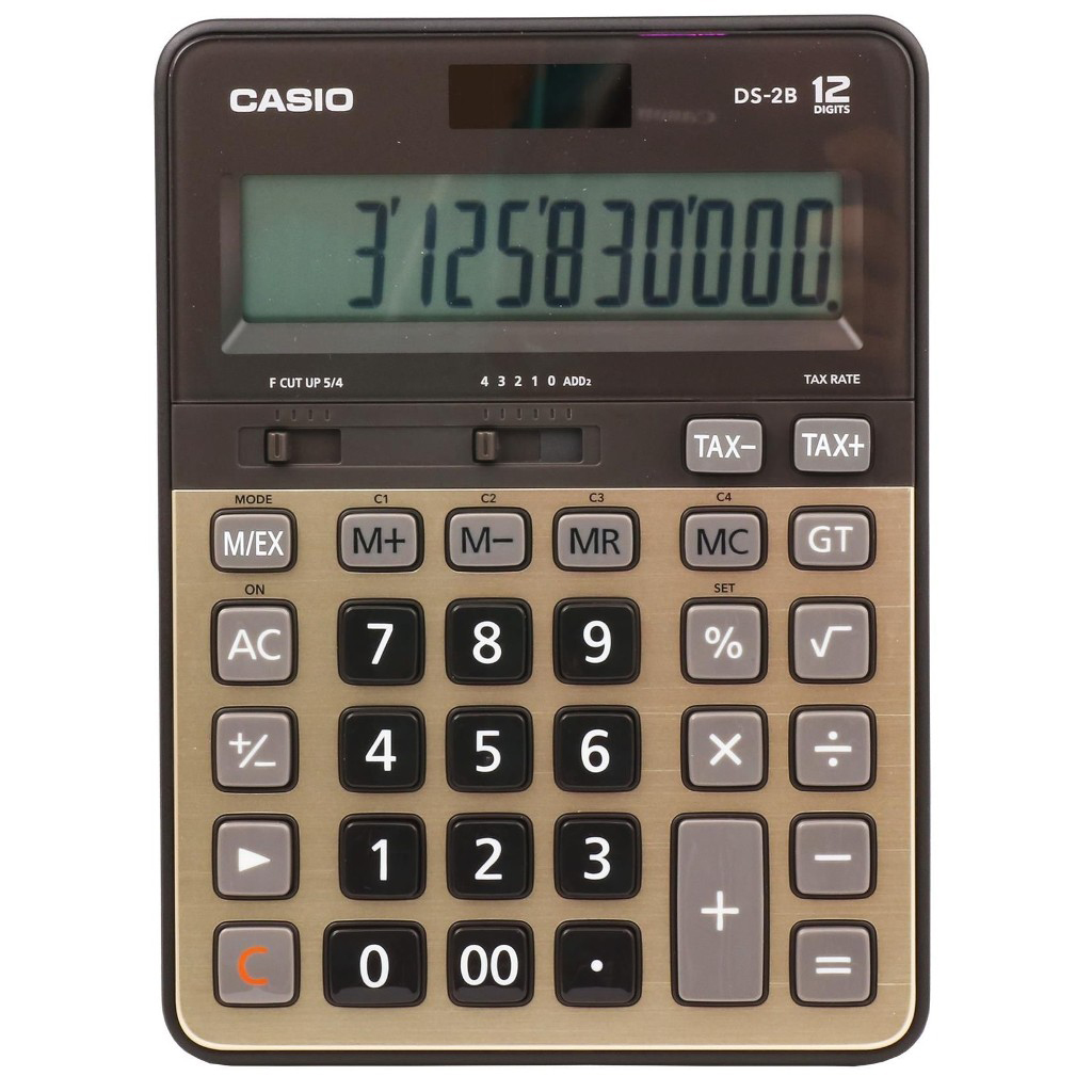 Casio DS-2B Heavy Duty Calculator
