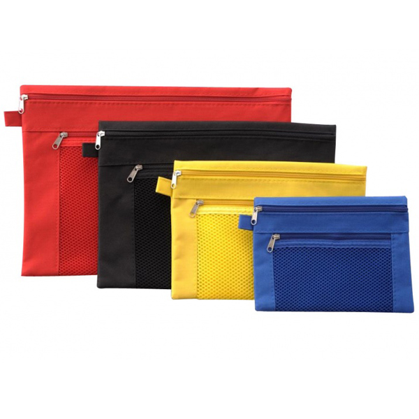 CBE 1029 Zip Document Bag B6