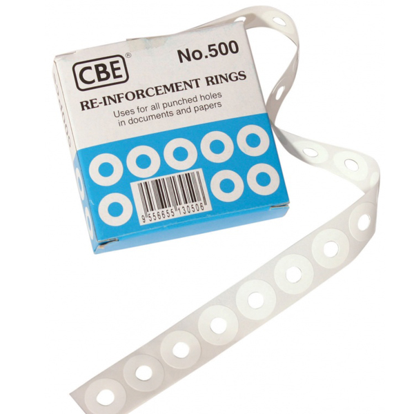 CBE 500 Reinforcement Ring (White)
