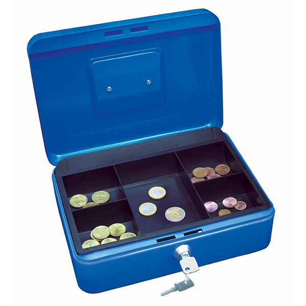 "Dingli WF9002 8"" Cash Box"