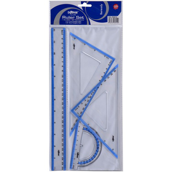 Dolphin RS2216 Ruler Set