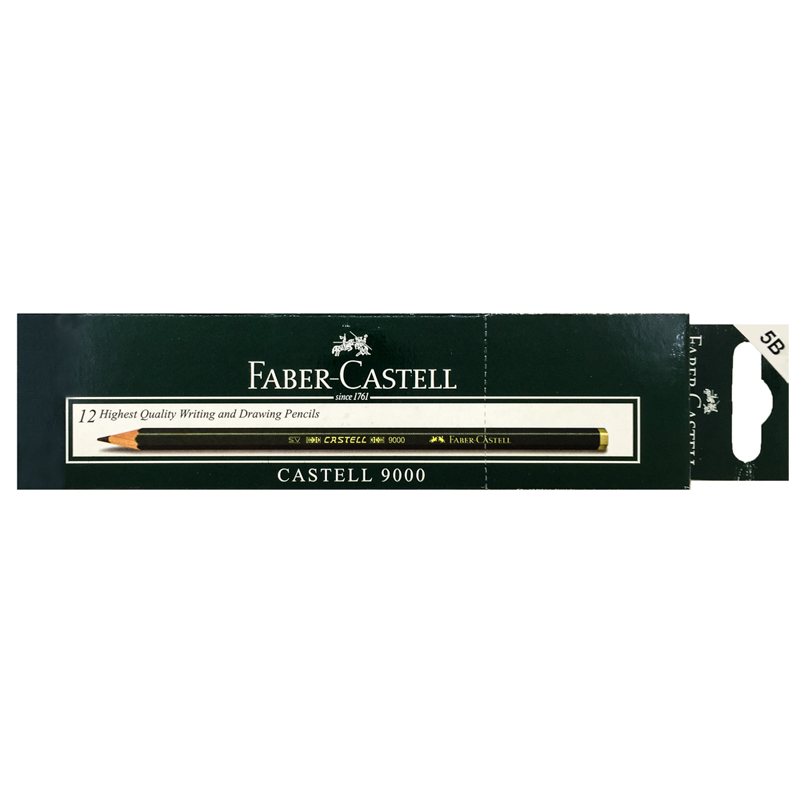 Faber-Castell 5B 9000 Pencil