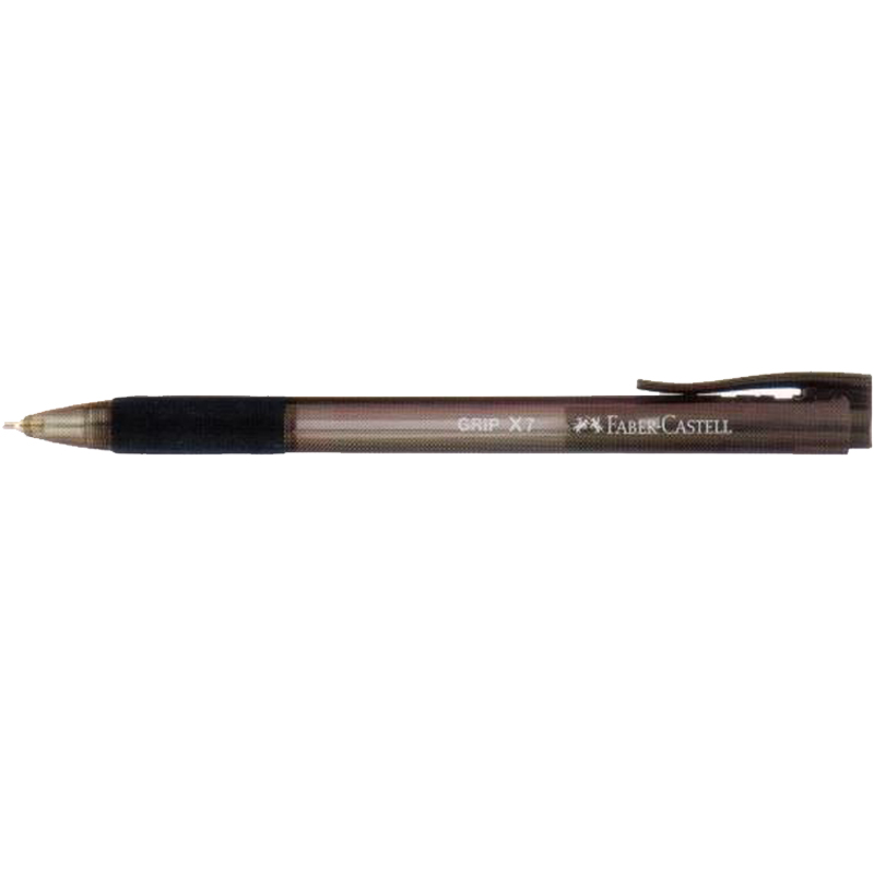 Faber-Castell GRIP X7 Ball Pen - Black