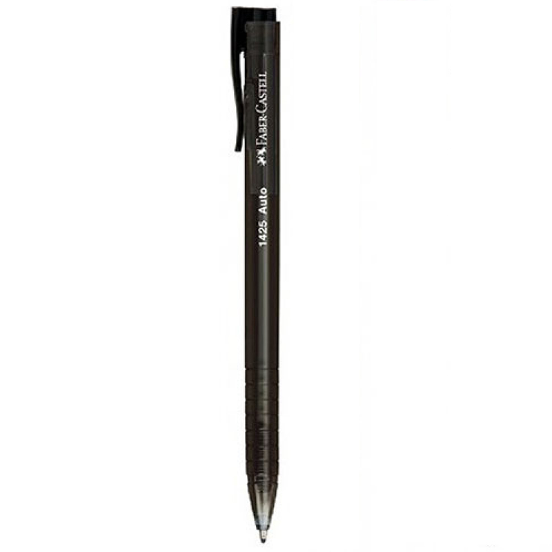 Faber-Castell Super Click Ball Pen 0.5mm Black