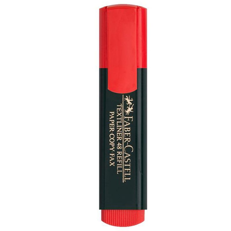 Faber-Castell Textliner - Red