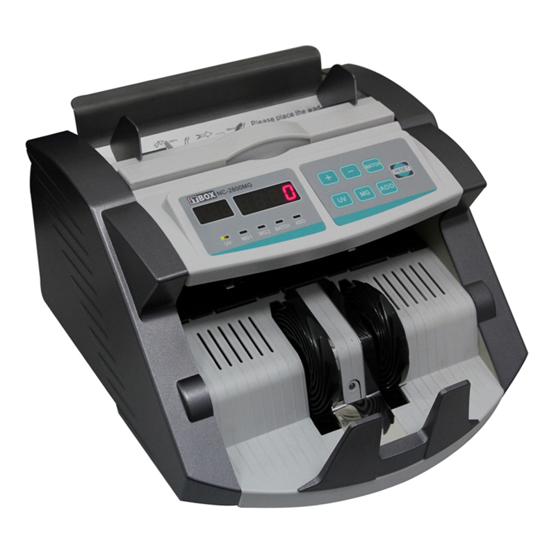 iTBox NC-2800MG Bank Note Counter Machine