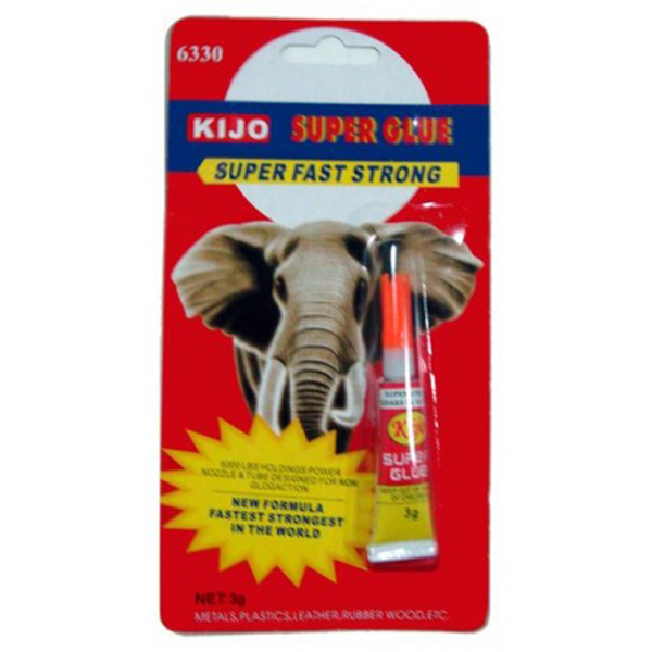 Kijo 6330 3G Elephant Super Glue