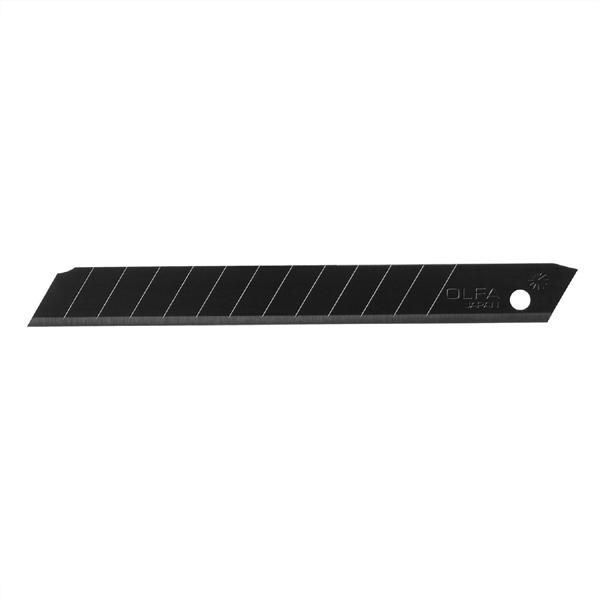 cutter blade. olfa asbb-10 standard duty blade excel black cutter