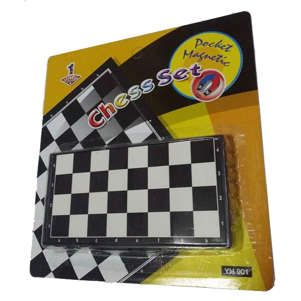 Pocket Magnetic Chess Set YH901