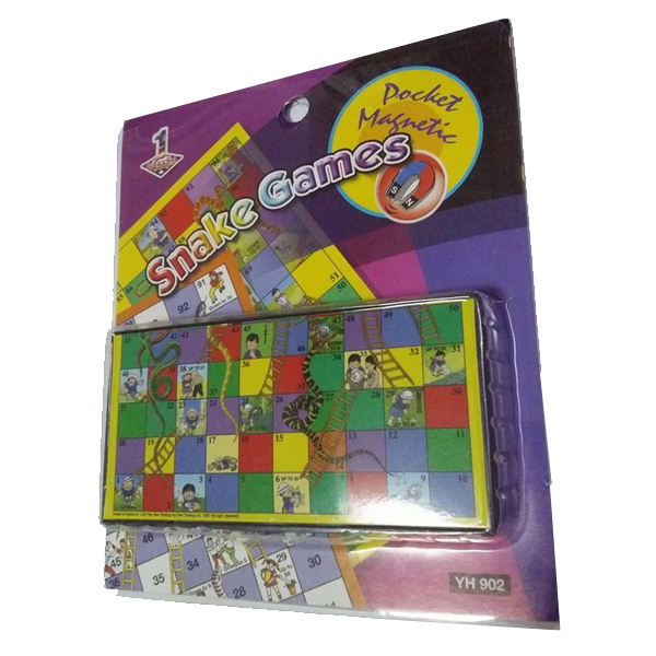 Pocket Magnetic Snake Game YH902