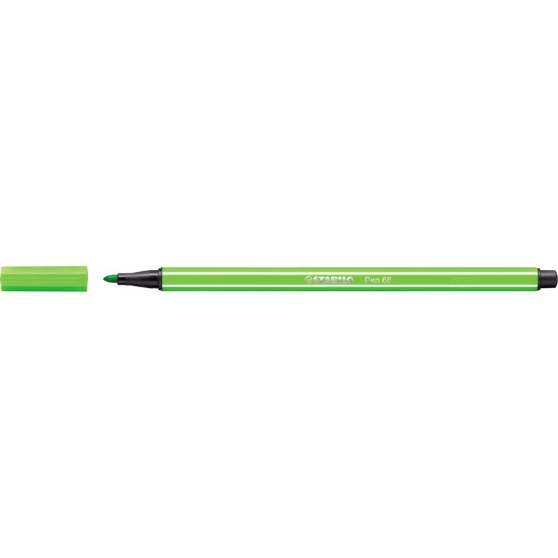 Stabilo Point 68/33 Pen - Light Green