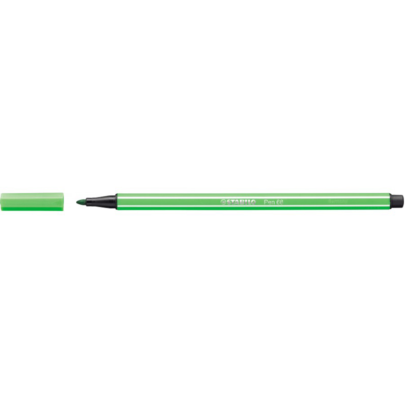Stabilo Point 68/43 Pen - Leaf Green