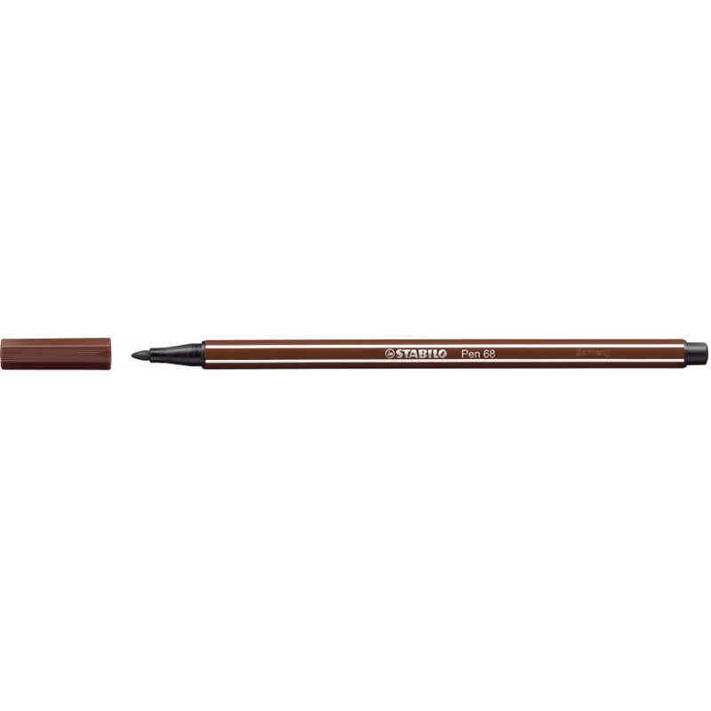 Stabilo Point 68/45 Pen - Brown