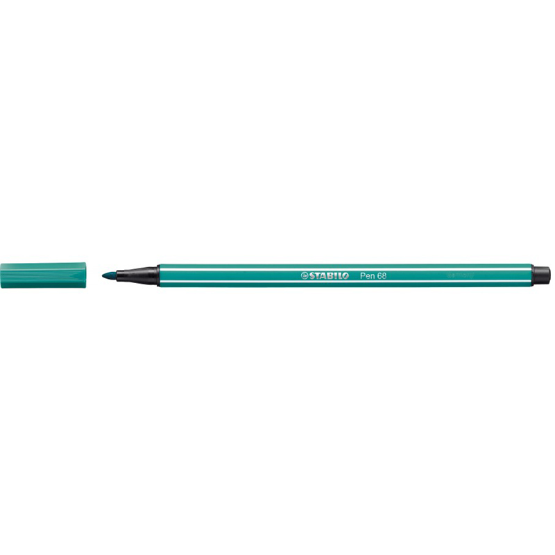 Stabilo Point 68/51 Pen - Turquiose Blue