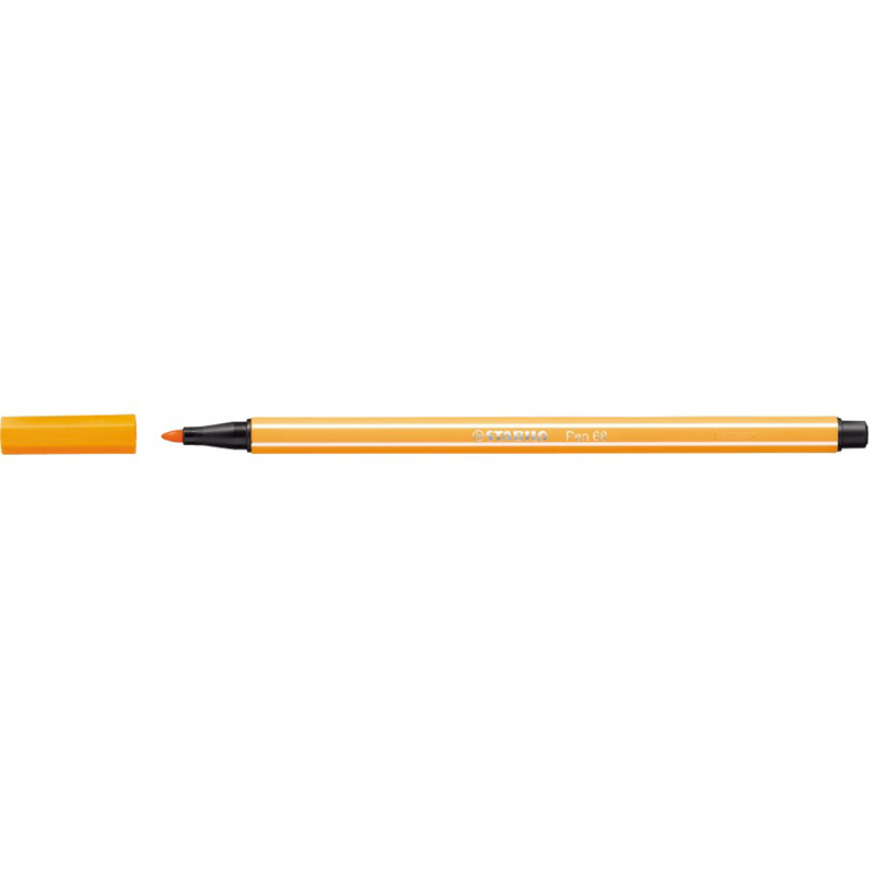 Stabilo Point 68/54 Pen - Orange