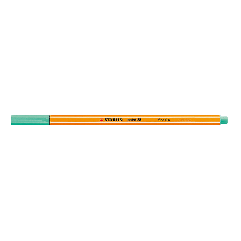 Stabilo Point 88/13 Pen - Ice Green