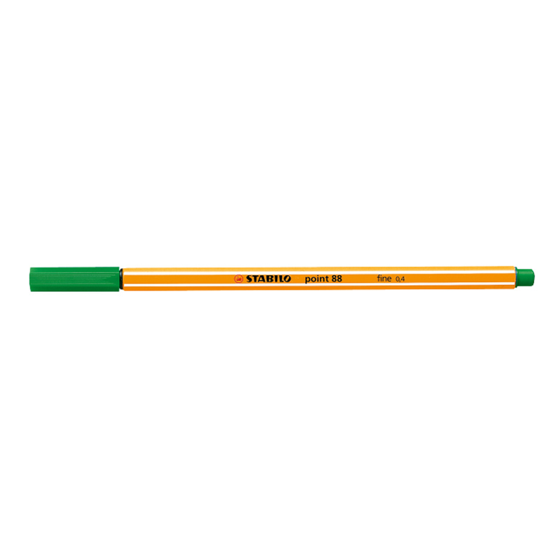 Stabilo Point 88/36 Pen - Green