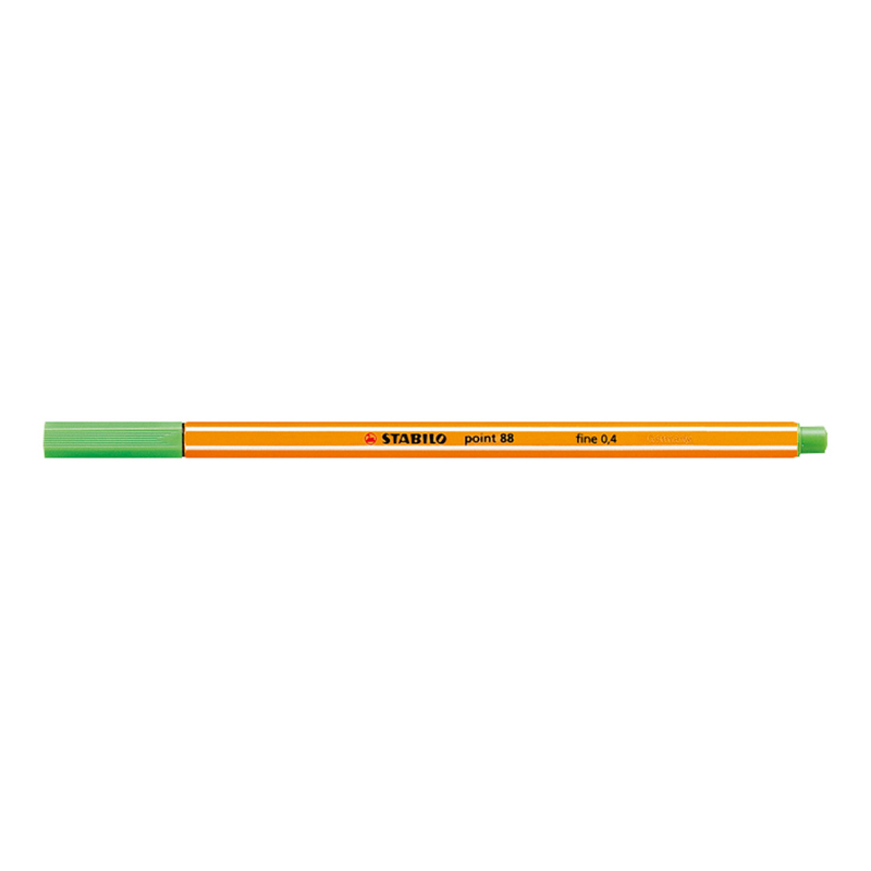 Stabilo Point 88/43 Pen - Light Green